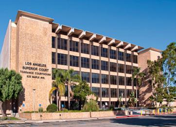 City Of Redondo Beach Courthouse